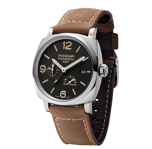 Leather strap Panerai copy watches