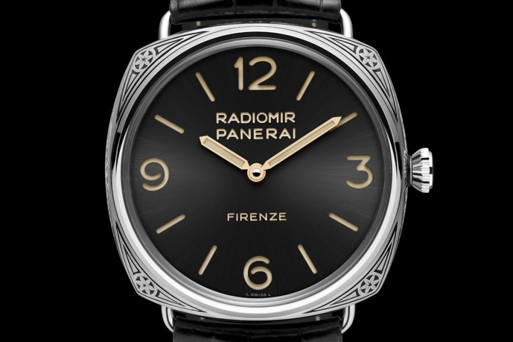 Panerai-Radiomir-Firenze-3-days-Accacio-47mm-PAM00604-Copy-Watches
