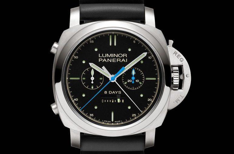 Luxury Panerai Rubber Strap Replica Diving Watches For Men