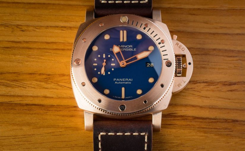 All Blue Dials Replica Diving Waterproof Watches US Sale