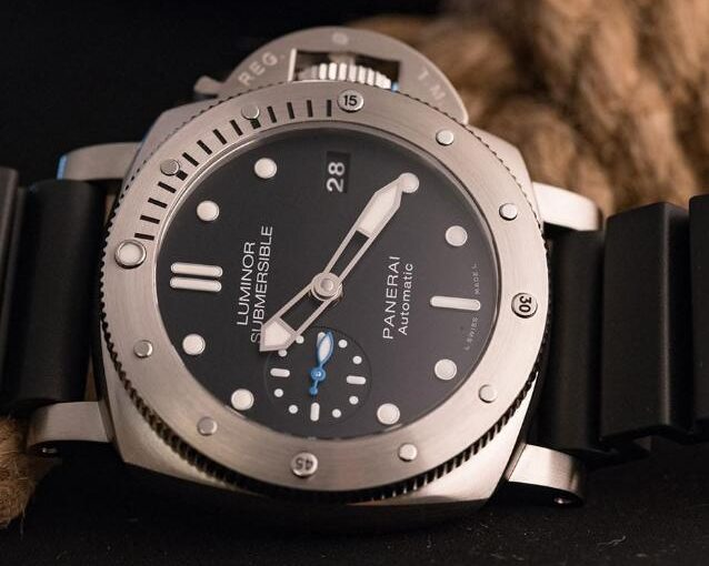 Practical Replica Submersible 3 Days Power Reserve Diving Watches