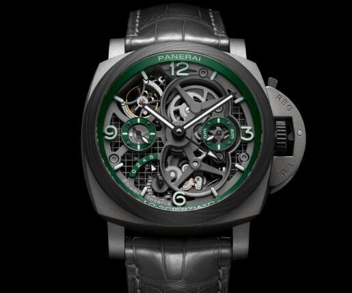 Review On Panerai Luminor Replica Watches Tourbillon GMT