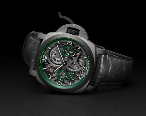 It has presented the brand's high level of watchmaking industry and advanced technology.
