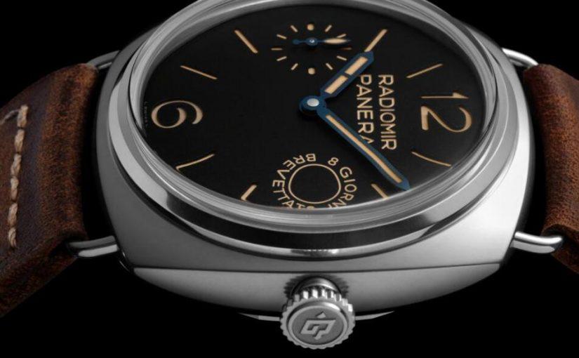 Brand-New Panerai Radiomir Replica Watches With Retro Style