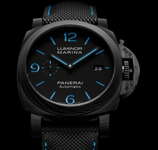 The distinctive appearance of Panerai is attractive.