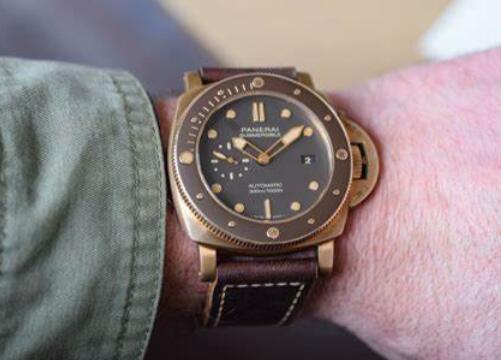 Retro Replica Panerai Submersible Watches Open New Fashion