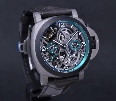 Best Panerai Luminor Tourbillon GMT PAM00768 Replica Watches With Extraordinary Performance