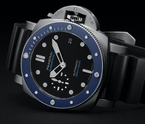 The new Panerai Submersible copy is with high quality.