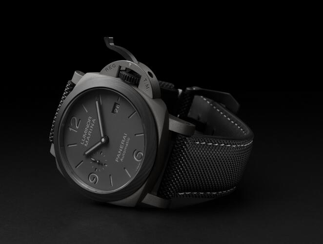 44MM Swiss Made Panerai Luminor Marina PAM01662 Fake Watches Fit Modern Males