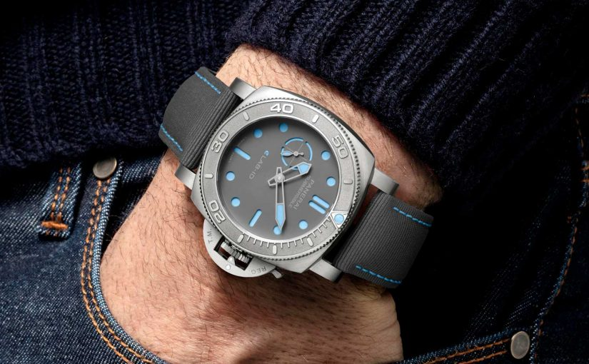 The Game Changer: Jean-Marc Pontroué, CEO of Panerai UK